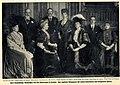 Das englische Königspaar mit seinen kaiserlichen & königlichen Gästen, 1907.jpg