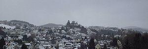Daun, Germany - Daun in winter
