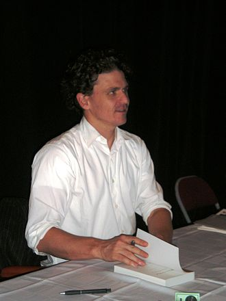Dave Eggers - Eggers in October 2008