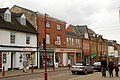 Daventry, shops on south of High Street - geograph.org.uk - 1729638.jpg