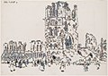 David Milne-The Cloth Hall, Ypres.jpg