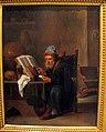 David riyckaert, ritratto di vecchio filosofo detto l'alchimista, 02.JPG