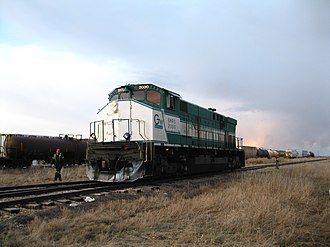 Great Western Railway (Saskatchewan) - Image: Day 3 234