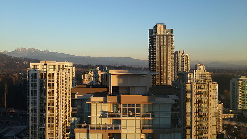 File:Daytime photo of Coquitlam downtown.jpg
