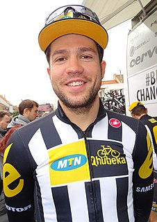 Andreas Stauff Road bicycle racer