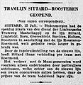 De Telegraaf vol 039 no 14677 Ochtendblad Tramlijn Sittard-Roosteren geopend.jpg