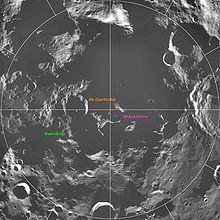 斯维德鲁普陨石坑