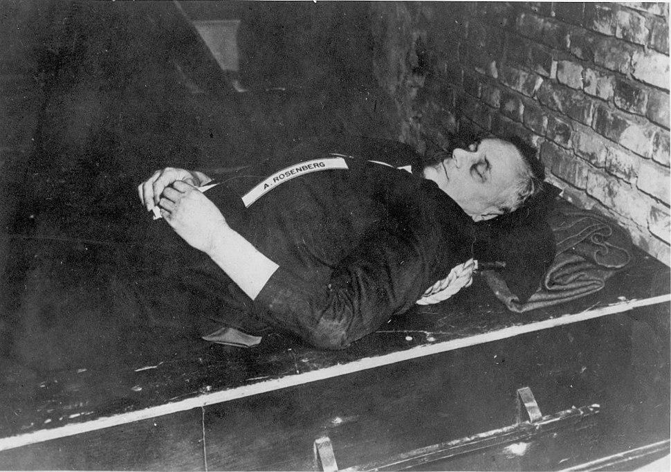 Dead alfredrosenberg