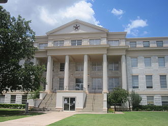 Deaf Smith County, Texas - Image: Deaf Smith County, TX, Courthouse IMG 4835