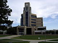 Dean B. Ellis Library, Arkansas State University (3 September 2005).jpg