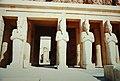 Deir-El-Bahri, Temple of Hatshepsut (9794923745).jpg