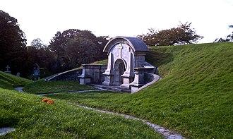 Richard Delafield - Image: Delafield Family Mausoleum