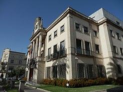 Delegaci n del gobierno en extremadura wikipedia la for Sede de la presidencia de la comunidad de madrid