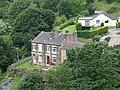 Delph End viewed from footpath around Round Hill - geograph.org.uk - 473062.jpg