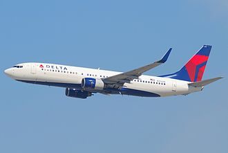 Boeing 737 Next Generation - Delta Air Lines 737-800