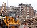 Demolition of the Southern side of Eastgate, Leeds (19th July 2014) 003.JPG