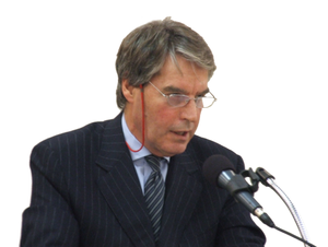 Dennis Edney - Edney in 2007