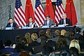 Deputy Secretary Burns, Secretary Lew, Chinese State Councilor Yang, and Chinese Vice Premier Wang Deliver Their Closing Statements.jpg