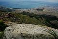 Desde el monte Ubayo, vista de la Mar Chica y Nador.jpg