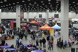 Detroit Autorama - 64th Annual Meguiar's Autorama, presented By O'Reilly Auto Parts, February 26–28, 2016, at the Cobo Center in Detroit, Michigan.