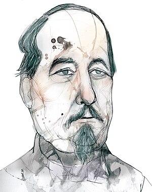 Diego Marín Aguilera - Portrait of Diego Marín by Eulogia Merle