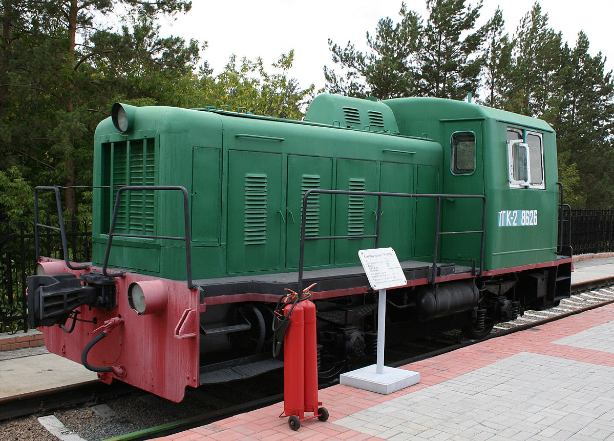 Die lokomotiven der sžd-baureihe тгк2 (deutsche transkription tgk2) der sowjetischen. Тепловоз тгк2 // описание и руководство по обслуживанию.
