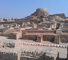 Diffrent view of Stupa and Moenjodaro.jpg
