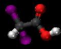 Diiodoacetic acid3D.png