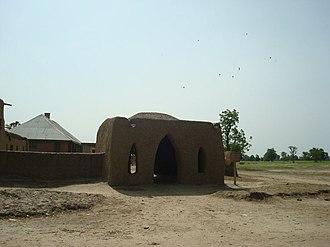 Dikwa - Image: Dikwa fort 3