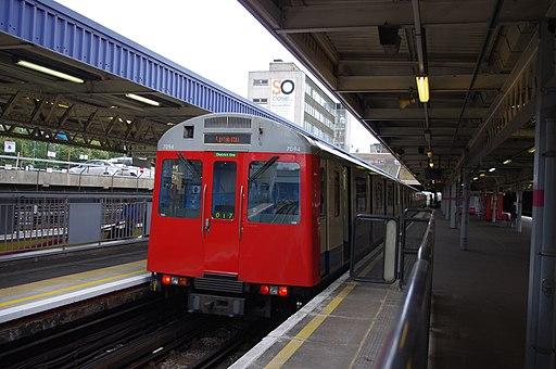 District line D78 2011