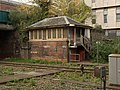 Disused Signal Box, Exeter Central Railway Station - geograph.org.uk - 1568311.jpg