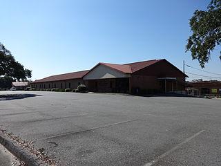 Dodge County School District School in Eastman, Georgia, USA