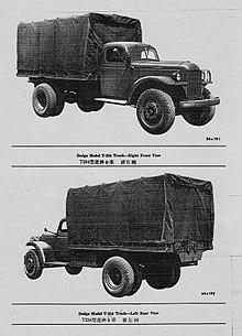 Dodge T-, V-, W-Series - Wikipedia