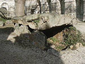 Barbuise - The Dolmen