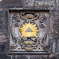 Domhof Aachen eye of god.jpg