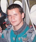 Dominik Orpel (skydiver), Gliwice 1996.09.09 (cropped).jpg