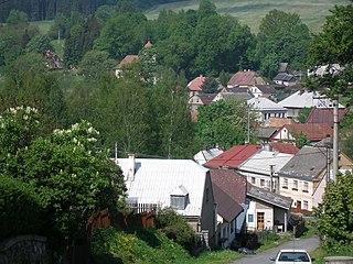 Domašov nad Bystřicí Municipality in Olomouc, Czech Republic