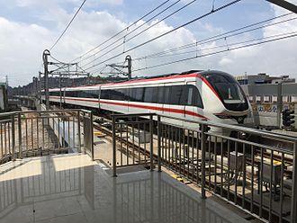 Dongguan - Dongguan Rail Transit Line 2