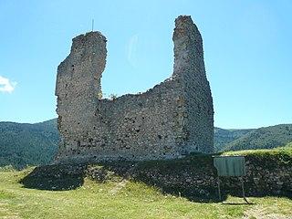Château de Montaillou French castle