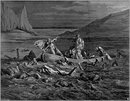 Dantes Nine Circles of Hell by Jillian Simon on Prezi