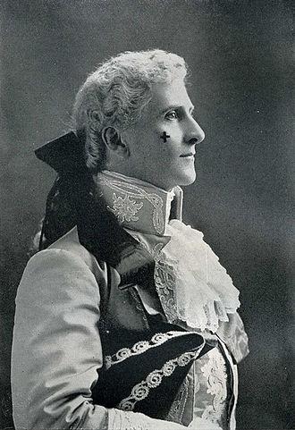 Dorothy (opera) - Coffin as Harry Sherwood