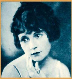 Christie Film Company - Image: Dorothy Devore From Famous Film Folk
