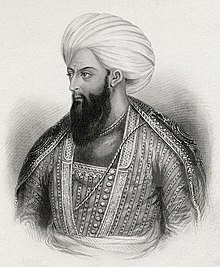 Dost Mohammad Khan, of Caubal, Emir of Afghanistan.jpg