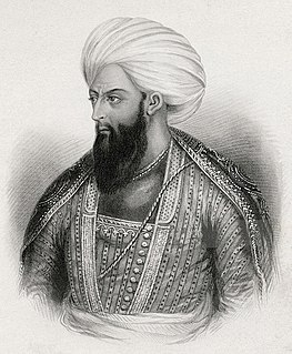 Dost Mohammad Khan first Emir of Afghanistan (1823-1863)