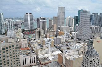 Greater Downtown Miami - The Central Business District (CBD) is the traditional downtown of Miami.