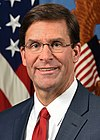 Dr. Mark T. Esper – Secretary of Defense (cropped).jpg