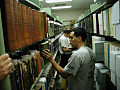 Dr. Ruth Truss Class Perusing the Archives (3592986172).jpg