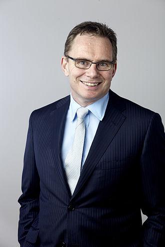 Andrew Stewart Mackenzie - Image: Dr Andrew Mackenzie FRS