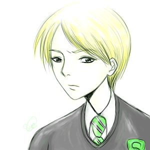 Draco Malfoy cover