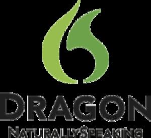 Dragon NaturallySpeaking - Image: Dragon Naturally Speaking Logo